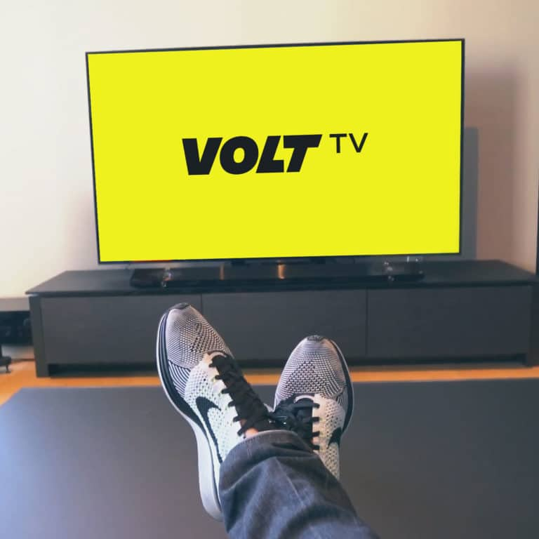 TV network logo
