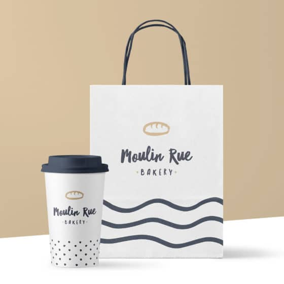 Graphic design services - packaging design