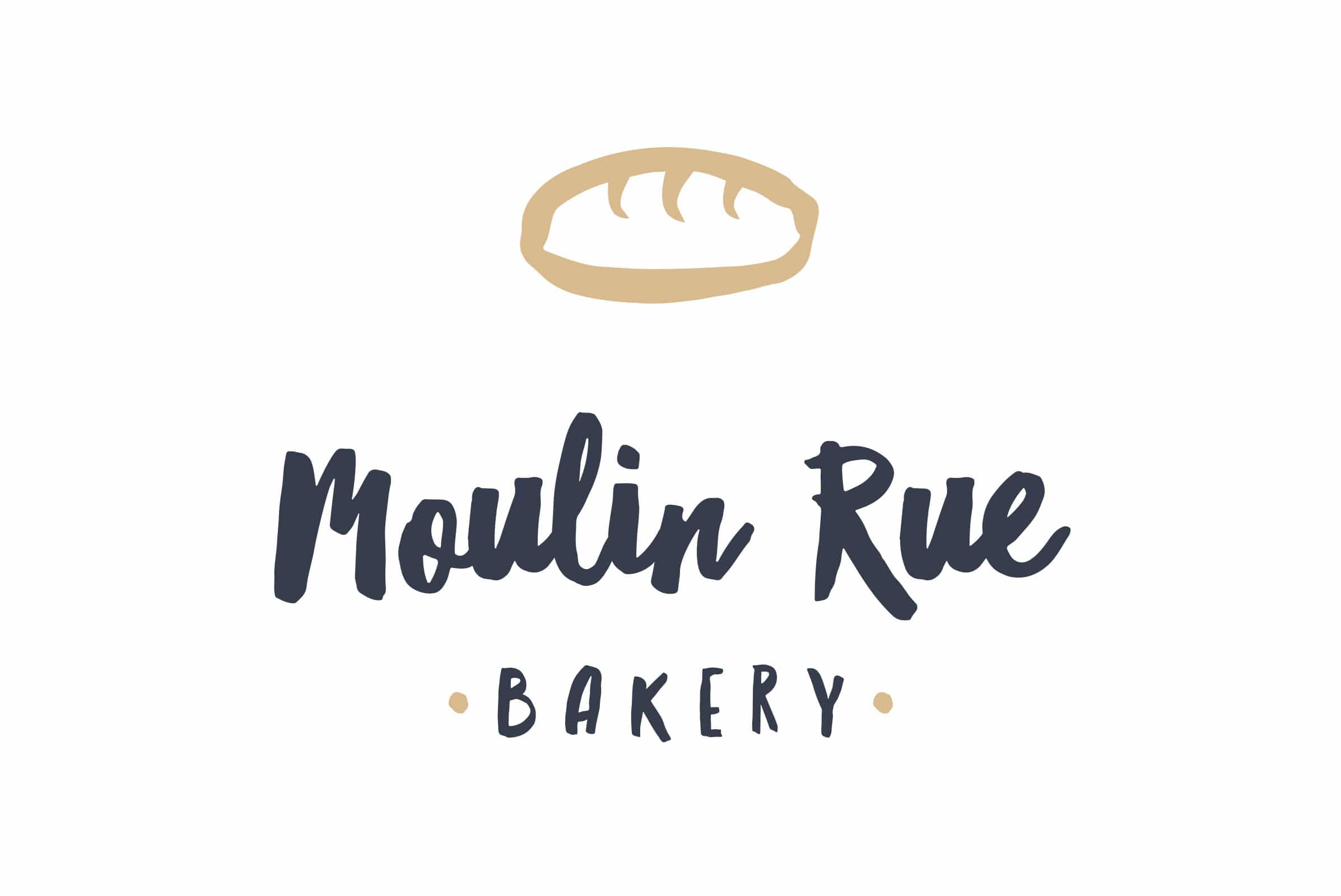 logo design for bakery company