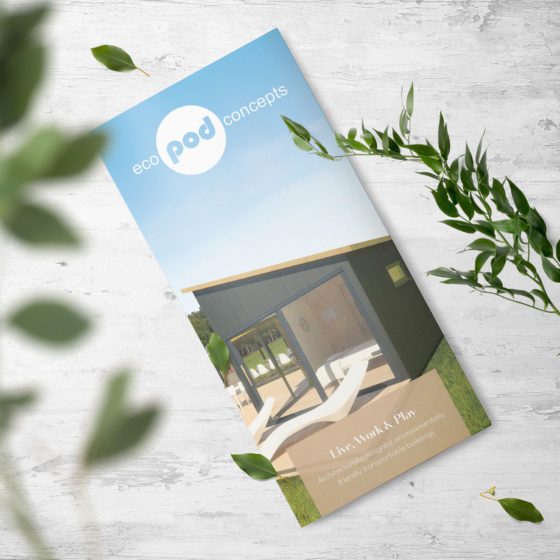 Eco flyer design
