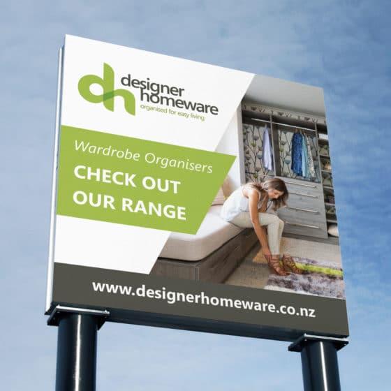 Signage design Auckland