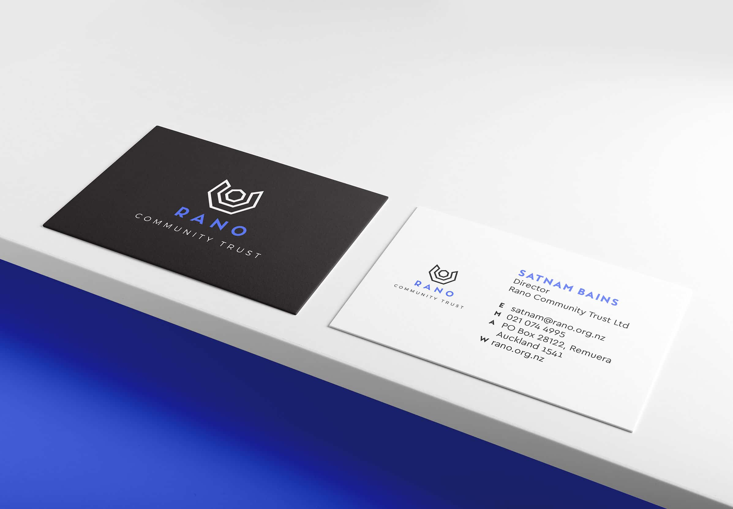 Business cards in Auckland