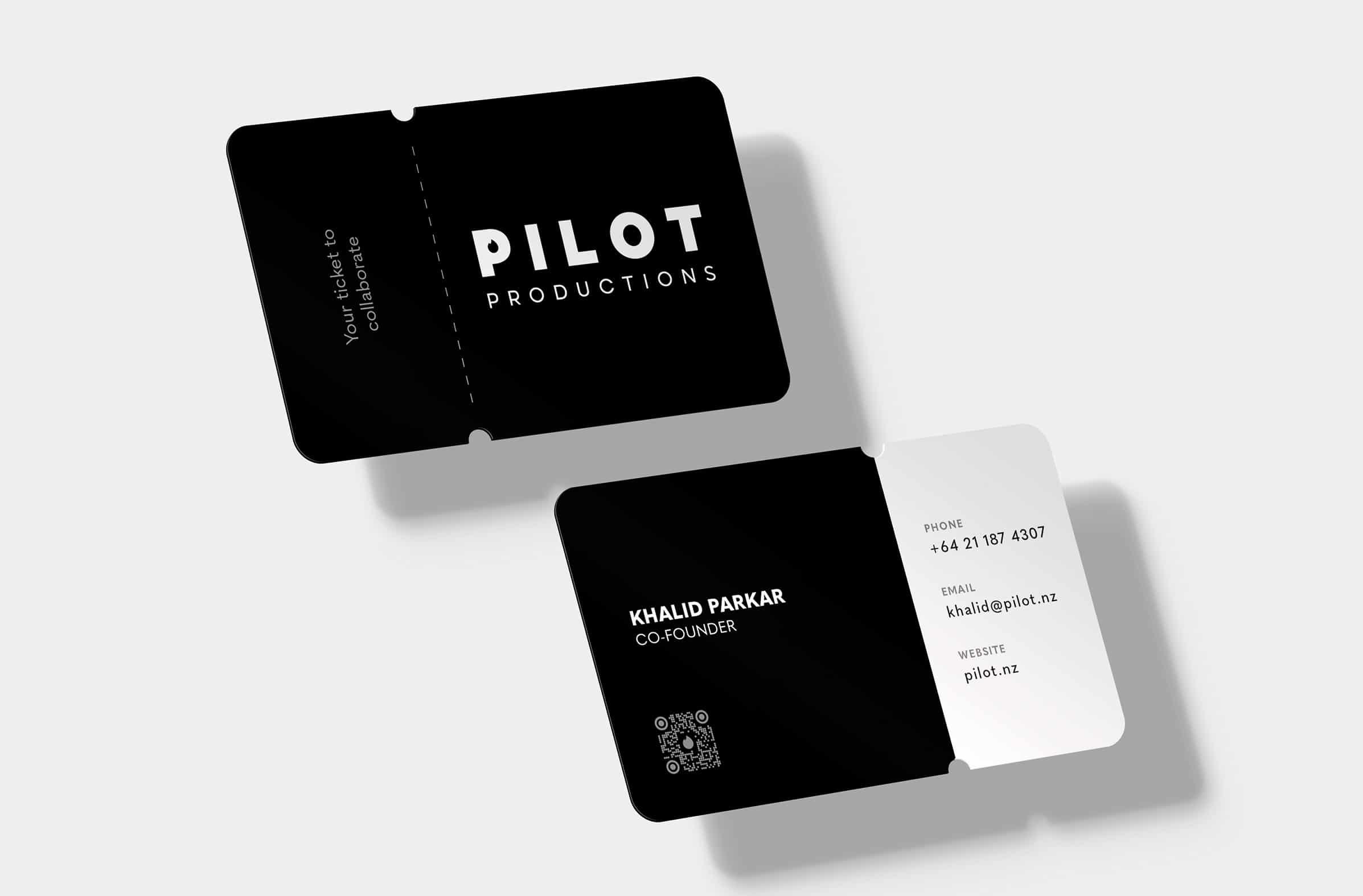 Business cards maker