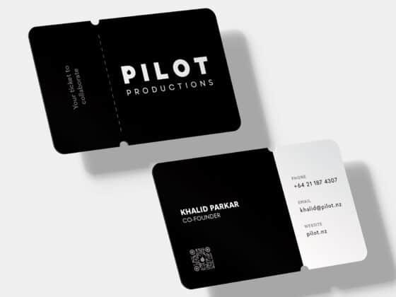 Custom shaped business cards NZ