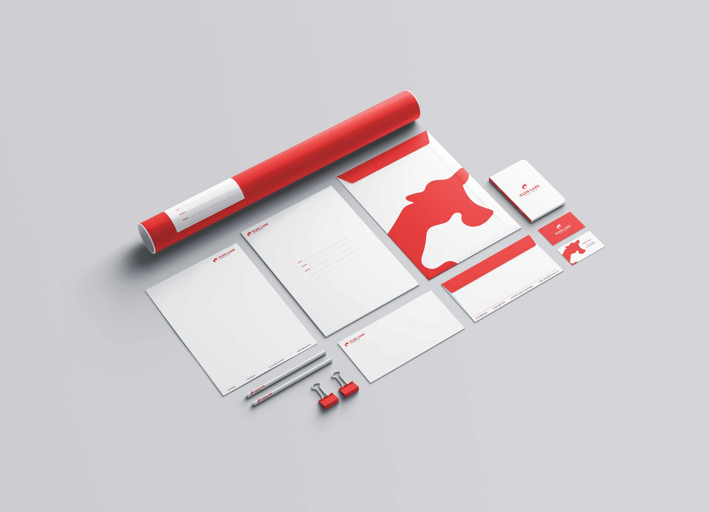 Letterhead design and print in Auckland