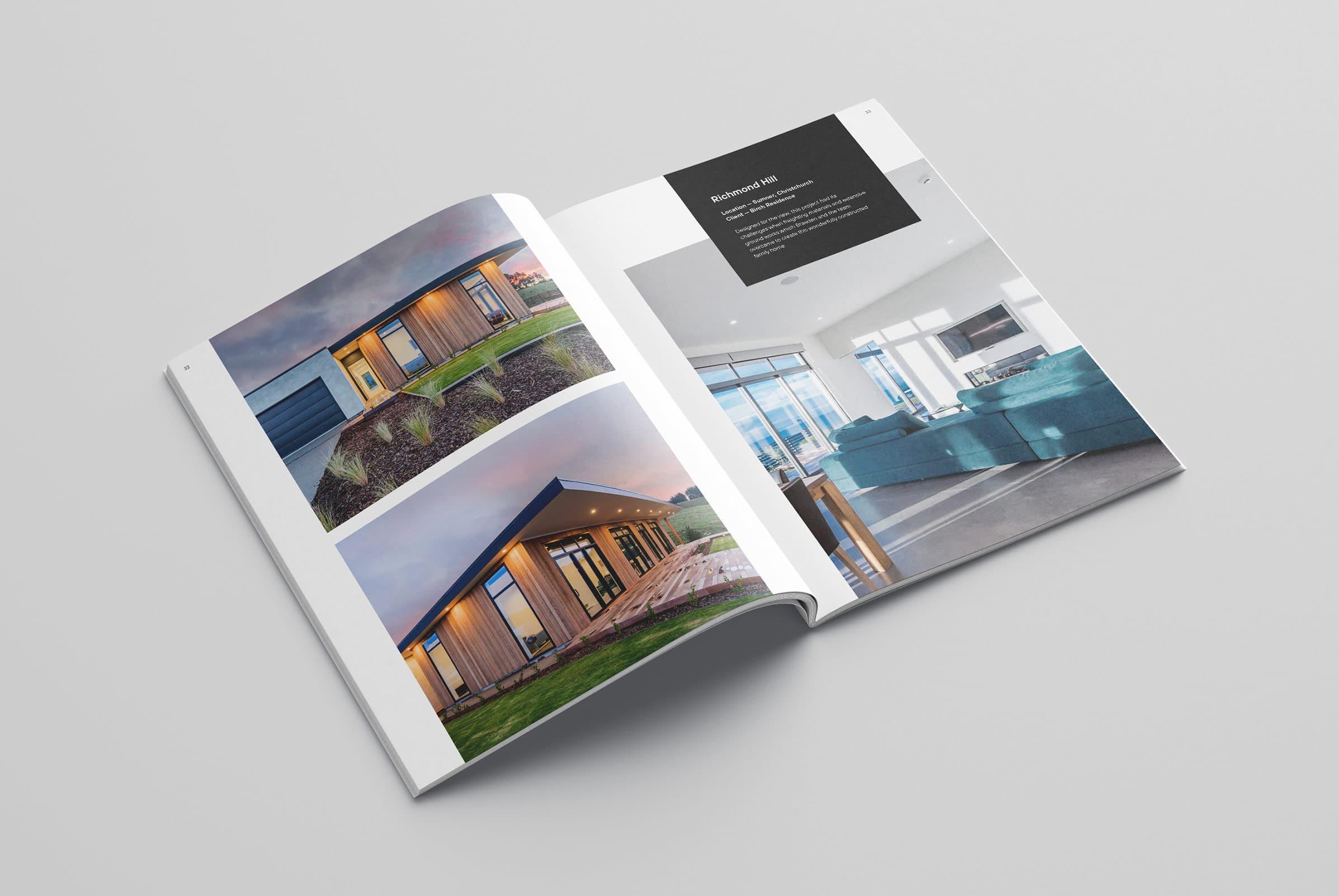 Booklet design NZ