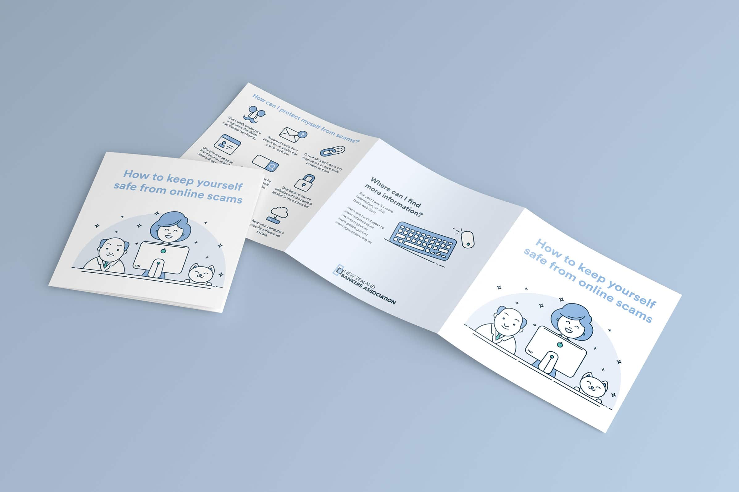 Flyer design and printing in Auckland