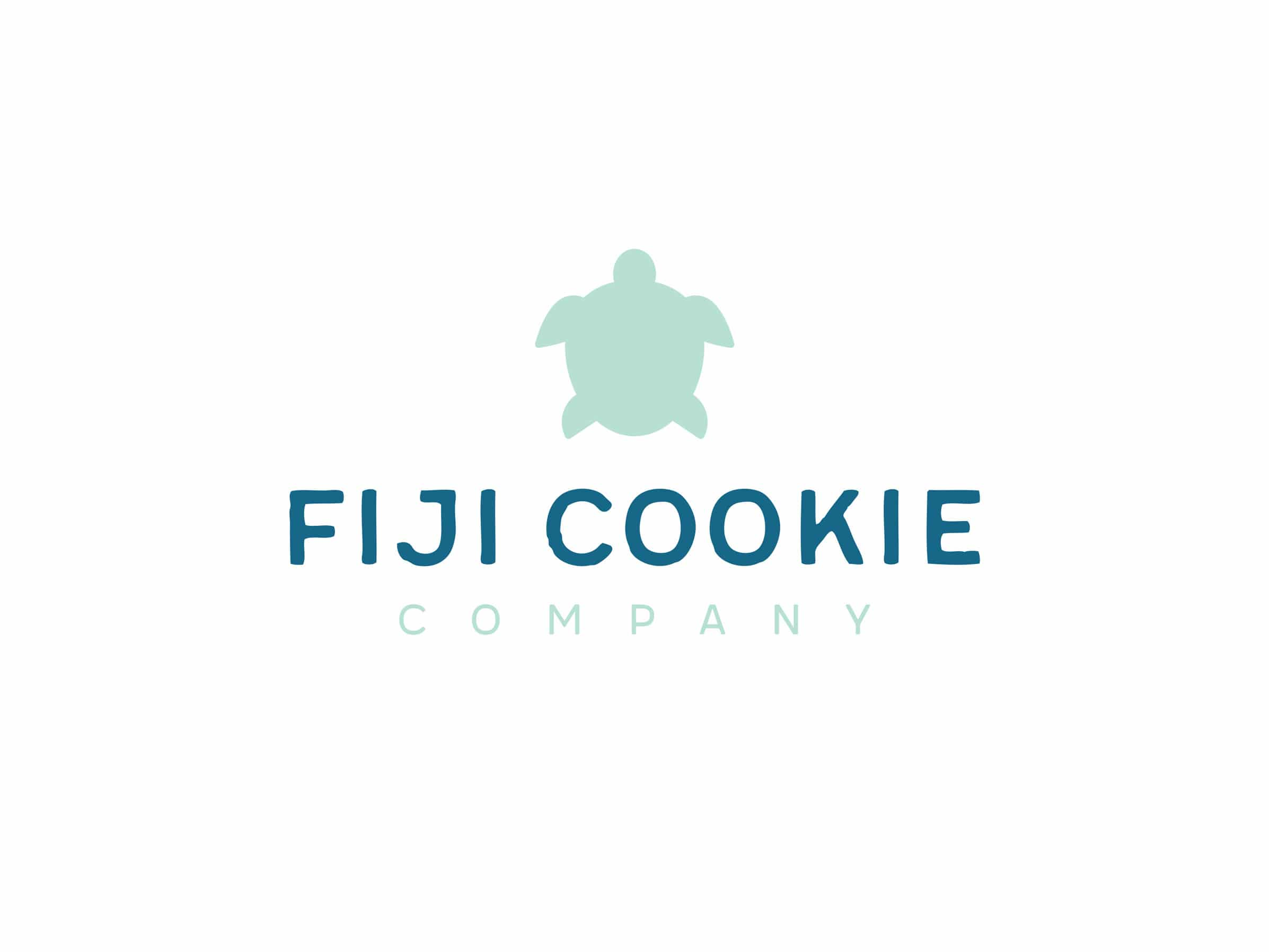 Modern designer cookie company logo